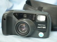 * CASED-NICE * Pentax Zoom 90WR Camera Cased  £12.99